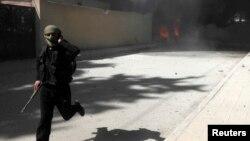 Borac iz redova ekstremističkih snaga u Siriji