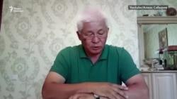 Маршрут «стрелка» Омирбека Жампозова