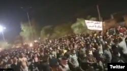 د ایران په خوزستان کې مظاهرې
