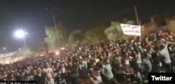 Și locuitorii din Sosangred s-au solidarizat cu cei din Khuzestan