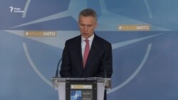 Дії НАТО є чітким мессиджем для Росії – Столтенберг (відео)