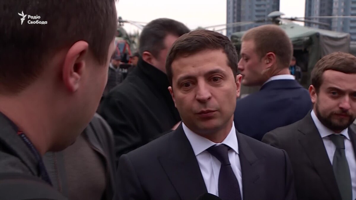 Зеленский: Для деоккупации Крыма необходимы международные партнеры и мощная армия – видео