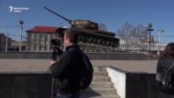 Итальянский турист в Приднестровье