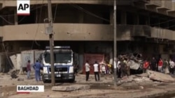 Scores Killed In String Of Bombings In Iraq