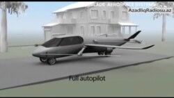 Vertolyot, təyyarə və avtomobil - ABŞ alimlərindən yeni hibrid nəqliyyat vasitəsi