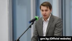 Первый вице-премьер-министр Артем Новиков.