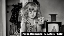"""""""Драгоценности"""". Ирина Верещагина, дочь фотографа. Братск. 1970-е"""