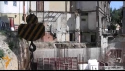 Բնակիչների ճնշմամբ դադարեցվեց ԱՕԿՍ-ին կից տարվող շինարարությունը