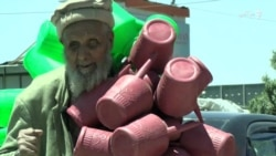 محمد مرزا ۹۷ ساله دیگر در کوچهها کار نمیکند