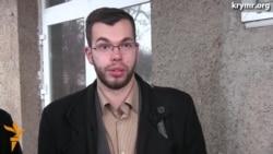 У Криму активістів судили за українські прапори на мітингу