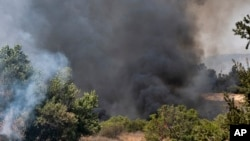 Incendiile din pădurile californiene.