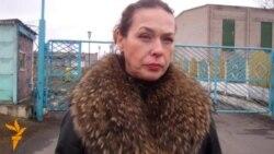 Жонка Бандарэнкі перадала мужу лекі