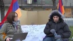 Ֆեյսբուքյան ասուլիս «Ժառանգության» խոսնակ Դավիթ Սանասարյանի հետ