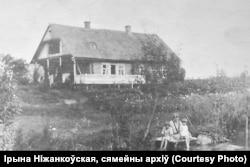 Дом, у якім Браніслаў Тарашкевіч і Вера Сьнітка ў 1920-х правялі шчасьлівыя, але нядоўгія сумесныя гады