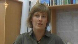 Ижевск. Ирина Шишкина, активистка движения «Двор без автомобилей