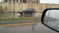 Bakı+Yağış