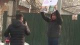 Три пикета перед консульством Китая