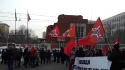Moskva və əyalətlərdə 4 fevral aksiyaları