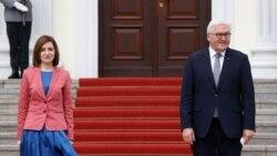 Maia Sandu, la Berlin: Stabilitatea în vecinătatea estică a UE este esențială pentru R.Moldova