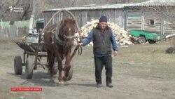Рубль пайдаланатын қазақстандық ауылдың өмірі