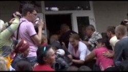 Հարձակում ոստիկանության շենքի վրա՝ հանուն բռնաբարված համաքաղաքացու