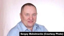 Сергей Максименко, отец Кирилла