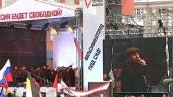 Митинг на проспекте Сахарова: Виктор Шендерович