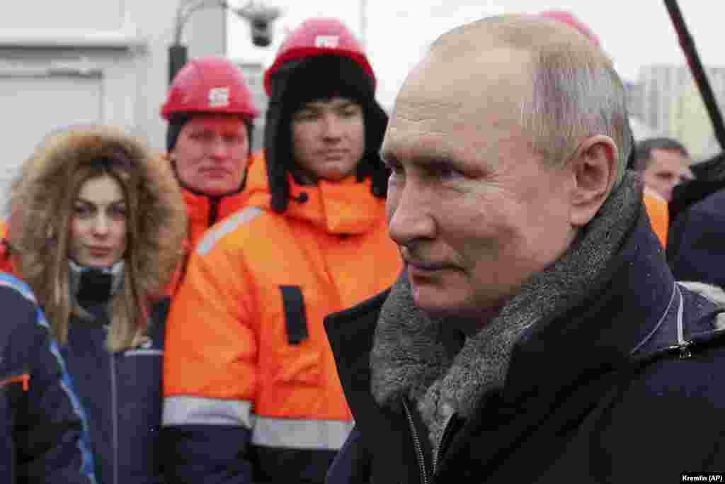 БЕЛГИЈА / РУСИЈА - Високиот претставник на ЕУ за надворешна политика и безбедност и потпретседател на Европската комисија Жозеп Борел вели дека односот со Русија е еден од најсложените во ЕУ, соопшти денеска Европската служба за надворешни работи.