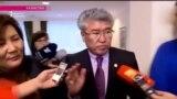 Каректе Евразия: казак министрин айыптаган аялдар