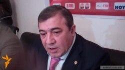 ՀՖՖ նախագահը չի առաջադրվել Սերժ Սարգսյանի որոշմամբ