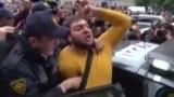 Грузин полициясы жаштардан кечирим сурады