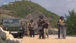 Trupat e KFOR-it përkujdesen për sigurinë në Drenicë