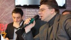 Ігор Жданов на Polit Club 10