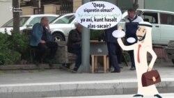 Ərəb turistlər üçün: Azərbaycanca vacib sözlər