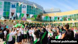 """Назарбаев интеллектуальная школа в Казахстане, где на каждого ребенка в год тратят 1,6 млн тенге, что в шесть раз больше, чем траты на """"обычного ребенка"""" в обычной школе..."""