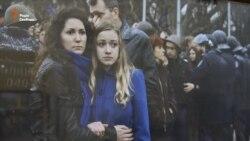 У Запоріжжі відкрили фотовиставку до другої річниці провалу «Русской весны» у місті (відео)