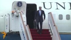 Kerry: SHBA e angazhuar për sigurinë në Azinë Qendrore