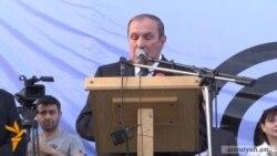 Լեւոն Տեր-Պետրոսյանի ելույթը «Ազատության» հրապարակում