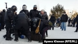 Omsk, 31 yanvar 2021