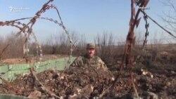 Armata ucraineană revine în satele din estul țării