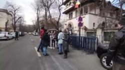 Alegerile parlamentare din Republica Moldova, la București