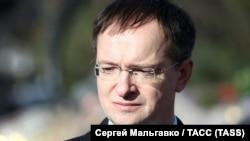 Помощник президента РФ Владимир Мединский. Архивное фото