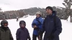 Караколдо лыжа тепкендер арбын