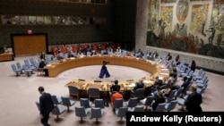 نشست شورای امنیت سازمان ملل
