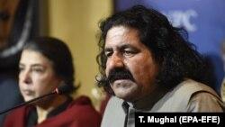 علی وزیر، عضو جنبش تحفظ پشتون و پارلمان پاکستان