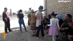 """Открытие археологического парка и музея """"Древний Тараз"""""""