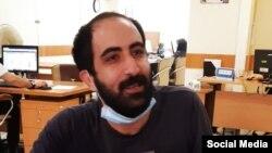 امیرعباس آذرموند، خبرنگار اقتصادی و فعال کارگری