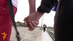 Desperate Honeymoon -- Syrian Newlyweds On The Road To Europe