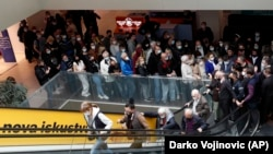 Srbija: Vakcinacija 'na akciji'