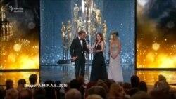 "Leonardo Di Kaprio ""Oskar"" aldı"